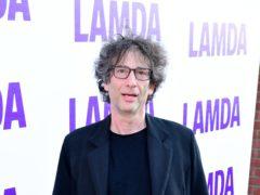 Neil Gaiman has paid tribute to the writer (Ian West/PA)