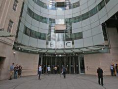 New Broadcasting House (Jonathan Brady/PA)