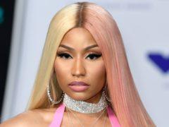 Nicki Mina shocked fans (PA)