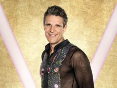 Strictly Come Dancing's James Cracknell (Ray Burmiston/BBC/PA)