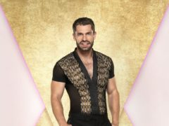 Kelvin Fletcher is a late addition to Strictly (BBC)