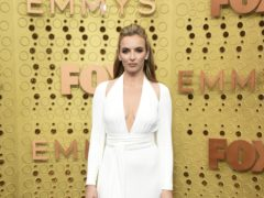 Emmy-winner Jodie Comer admitted she left her parents at home because she never expected her name to be called (Chris Pizzello/Invision/AP)