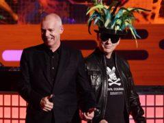 Pet Shop Boys (Yui Mok/PA)