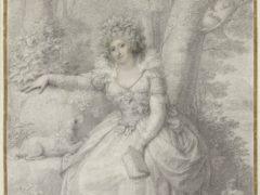Maria Fitzherbert by Richard Cosway (Royal Collection Trust/Queen Elizabeth II 2019)