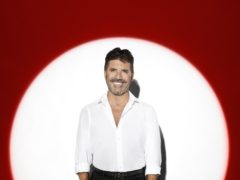 Simon Cowell on The X Factor: Celebrity (Talkback/PA)