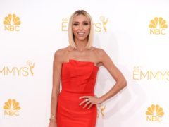 Giuliana Rancic is stepping down from her role at E! News (PA)