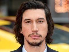Adam Driver has helped to locate a lost dog (Ian West/PA)