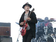 Pete Doherty (Yui Mok/PA)