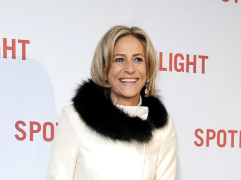 Emily Maitlis has voiced her support for Samira Ahmed in her equal pay fight (Daniel Leal-Olivas/PA)