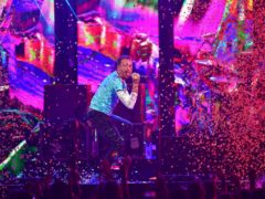 Coldplay continue chart-topping streak with new album Everyday Life (Dominic Lipinski/PA)