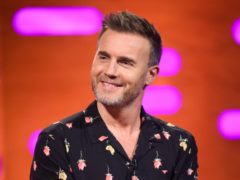 Gary Barlow has written the theme song for the new Paddington series (Matt Crossick/PA)