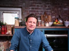 Jamie Oliver will serve Hollywood stars (Matt Alexander/PA)