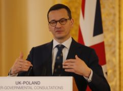 Polish Prime Minister Mateusz Morawiecki complained to Netflix over one of its documentary series (Alastair Grant/PA)