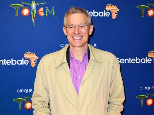 """Jeremy Vine apologised after appearing to offer Scotland's oldest bagpipe player a """"shedload"""" of cannabis (Ian West/PA)"""