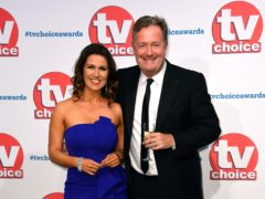 Dan Walker apologises over Susanna Reid comments about Piers Morgan rivalry (Matt Crossick/PA)