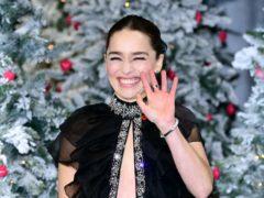 Emilia Clarke has met Barack Obama (Ian West/PA)