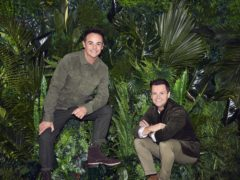 Ant McPartlin and Declan Donnelly on I'm A Celebrity… Get Me Out Of Here! (ITV)