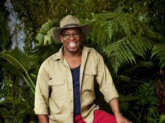 Ian Wright accused one of his I'm A Celebrity… Get Me Out Of Here! campmates of not being 'cut out for success' (ITV/PA)