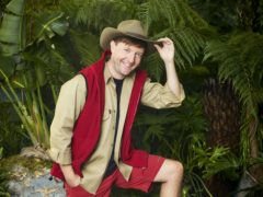 'Overwhelmed' Andrew Maxwell breaks down in I'm A Celebrity (ITV)