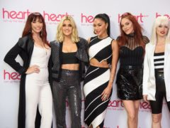 The Pussycat Dolls performed for the first time in a decade on X Factor: Celebrity (Global Radio/PA)