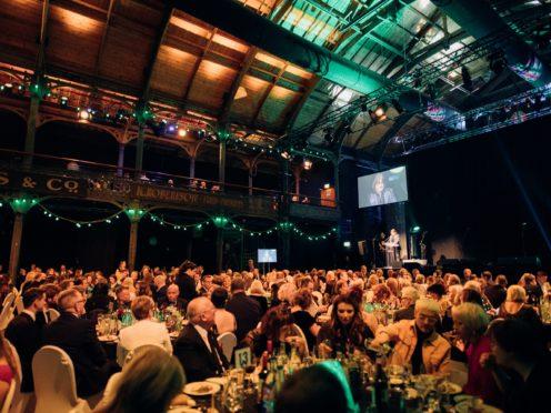 The Scottish Music Awards at Glasgow's Old Fruitmarket (Scottish Music Awards/PA)