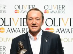 Kevin Spacey (Ian West/PA)