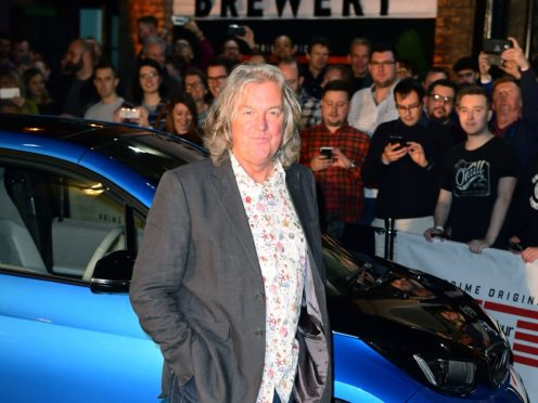 James May has given his verdict on the current Top Gear presenting line-up (Ian West/PA)
