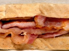 Not all processed meat has the same cancer risk – study (Anthony Devlin/PA)