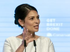 Home Secretary Priti Patel will double the number of science fellowships eligible for fast-tracked visas (Danny Lawson/PA)
