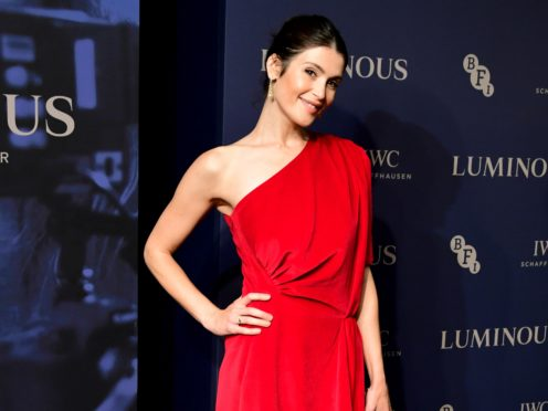 Actress Gemma Arterton said she feels more empowered to speak up on set now she is not 'just the young girl turning up' (Ian West/PA)