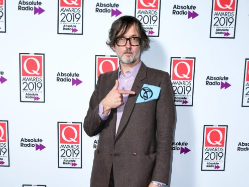 Jarvis Cocker said he is 'so proud' after a social media campaign catapulted one of his songs into the race for Christmas number one (Ian West/PA)