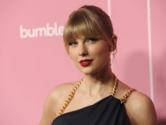 Taylor Swift has reignited her row with Scooter Braun (AP Photo/Chris Pizzello)