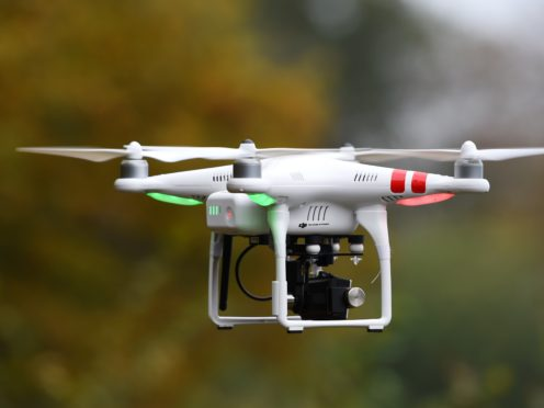An official trial will see an unmanned small aircraft tested beyond an operator's visual line of sight (PA)
