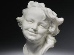 Head Of A Laughing Child by Louis-Francois Roubiliac (Victoria & Albert Museum/PA)