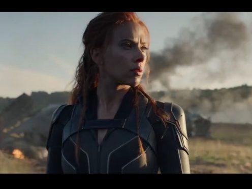 Black Widow (Marvel/Disney)