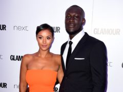 Stormzy called his ex Maya Jama a 'star girl' (Ian West/PA)