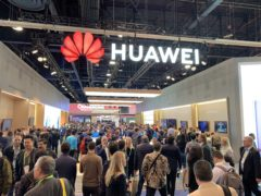 Ministers are due to decide if Chinese tech firm Huawei should be allowed a role in the UK's 5G network (Martyn Landi/PA)