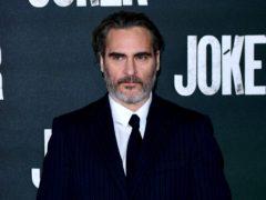 Joaquin Phoenix attending a special screening of Joker (Ian West/PA)
