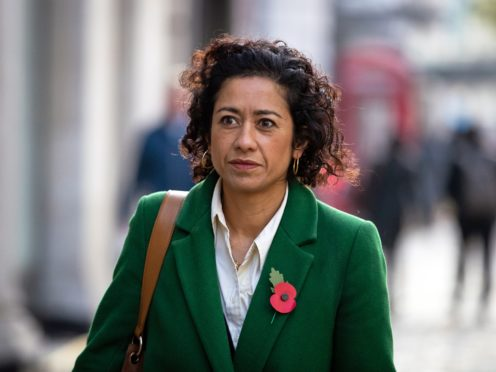 Journalist, writer and broadcaster Samira Ahmed (PA)