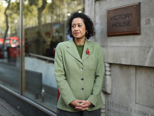 Journalist, writer and broadcaster Samira Ahmed has won her sex discrimination equal pay claim against the BBC at the Central London Employment Tribunal (Yui Mok/PA)