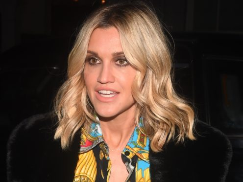 Ashley Roberts told viewers they will have to tune in to The Masked Singer to find out whether she is a contestant (Victoria Jones/PA)