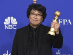 Director Bong Joon-ho (Chris Pizzello/AP)
