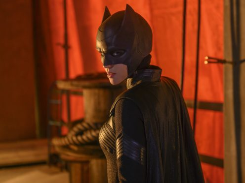 Ruby Rose as Batwoman (Warner Bros TV/PA)