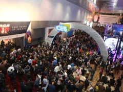 CES trade show (Martyn Landi/PA)