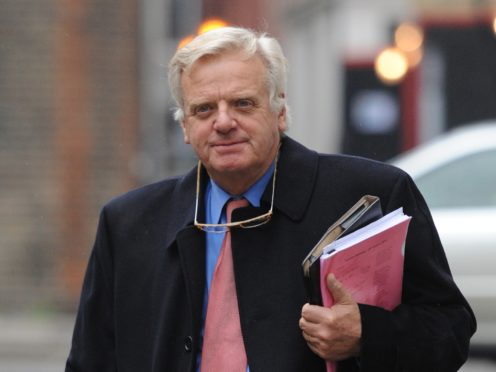 Lord Grade was chairman of the BBC from 2004 to 2006 (Stefan Rousseau/PA)