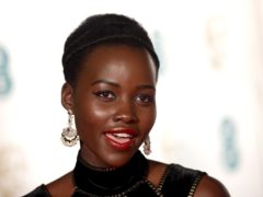 Lupita Nyong'o spoke to a group of students in London as part of the National Literacy Trust's Words For Work: Women In Leadership programme (Doug Peters/PA)
