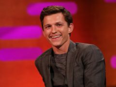 Tom Holland shot to fame as Spider-Man (Isabel Infantes/PA)