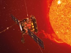 The Solar Orbiter is going on a mission to the Sun (ESA/ATG medialab/PA)
