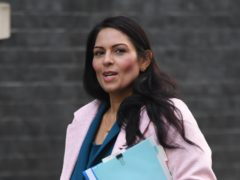 "Home Secretary Priti Patel said Ofcom ""will have the teeth"" to keep social media companies in check (Stefan Rousseau/PA)"