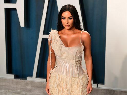 Kim Kardashian West (Ian West/PA)